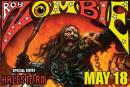 Rob Zombie with Special Guest Halestorm