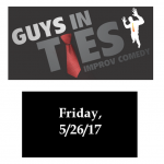 Guys In Ties: An Elite Traveling Improv Comedy Troupe